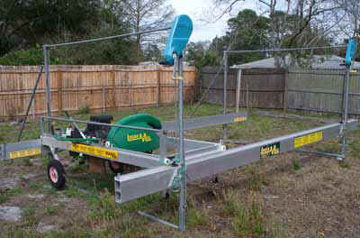 Bill's Mill Portable Sawmill Services  Our Equipment